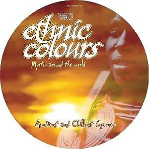 Mystic Around The World - ETHNIC COLOURS [Vinyl-Single]