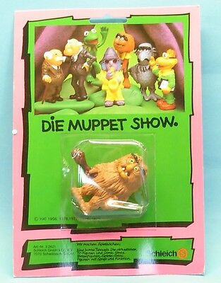 MUPPET SHOW Schleich MONSTER SWEETUMS in original Blisterkarte TOPZUSTAND