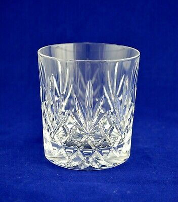 "Edinburgh Crystal ""TAY"" Whiskey Glass – 7.8cms (3″) Tall"