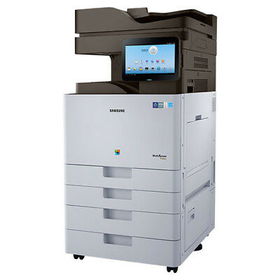 Samsung X4300LX A3 Full Colour Multifunctional Photocopier, Printer and Scanner