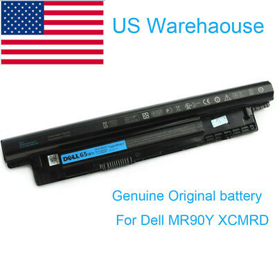 65WH Genuine MR90Y Battery for Dell Inspiron 3421 5421 15-3521 5521 3721 XCMRD P