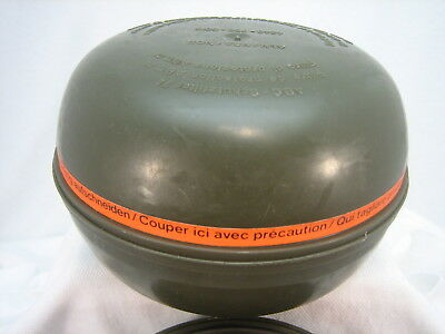 GAS MASK FILTER - NATO / Swiss Army NBC 40mm Preppers Survive Long Term Storage