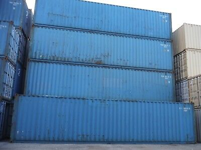 40 ft STD shipping container