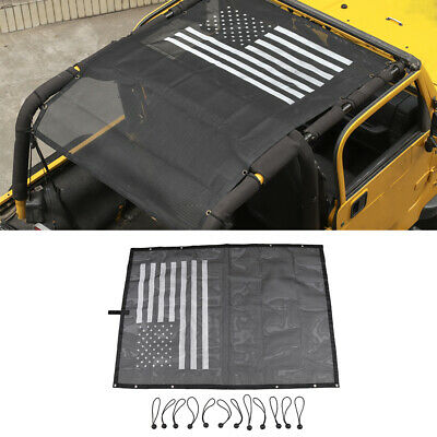 Front Grill Inserts for Jeep Wrangler TJ & Unlimited New Upgrade clip in version