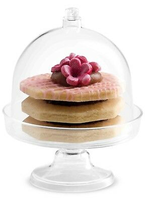 Mini Wonders Round Base Dish with Dome Cover 24 PK