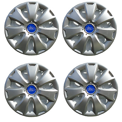 """16"""" Wheel Trims To Fit Ford Transit Connect Van Hub Caps 2002-2018"""