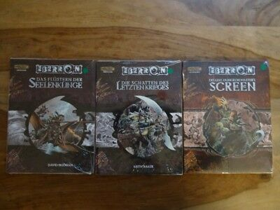Eberron - NEW SEALED & still in SHRINK WRAP (D&D, TSR, WOTC)