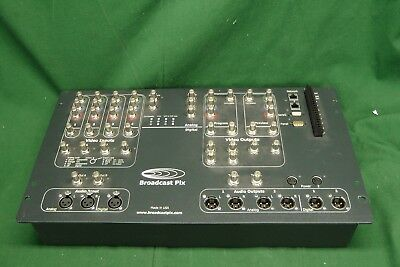 Broadcast Pix Video Switcher #7494
