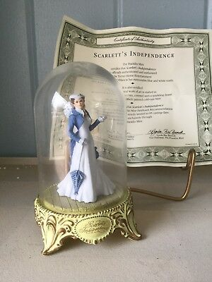"""Gone With the Wind collectibles. """"Scarlett's Independence"""""""