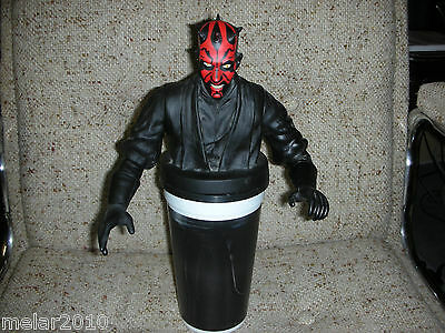 Darth Maul Star Wars Pepsi Plastic Glass Cup 1999 KFC Pizza Hut Taco Bell Rare