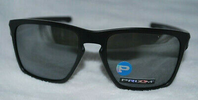 6eeb801b72 Oakley Sliver XL Prizm Polarized OO9341-15 Matte Black prizm black polarized  NEW
