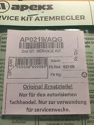 SERVICE Kit APEKS 2. STUFE APO219 AQG