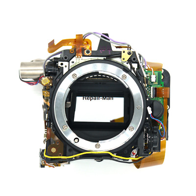 D750 Mirror Box With Aperture Control Unit And Shutter Repair Parts For Nikon