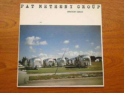Pat Metheny Group American Garage Vinyl LP 1979 ECM Records ECM-1-1155
