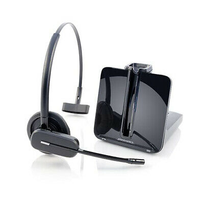Plantronics CS540 C054A Wireless Headset with Earhook 84693-03