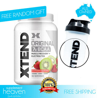 Scivation Xtend BCAA 90 Serves Branched Chain Amino Acids Electrolytes BCAAs