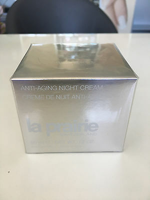 LA PRAIRIE ANTI-AGING NIGHT CREAM 50 ml  OVP