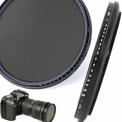 49mm Fader Variable ND Filter Neutral Density for Fujifilm FinePix X100 LF155