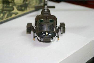 "UH-1C Huey ""Hog"" Helicopter 1/48 scale by Corgi"