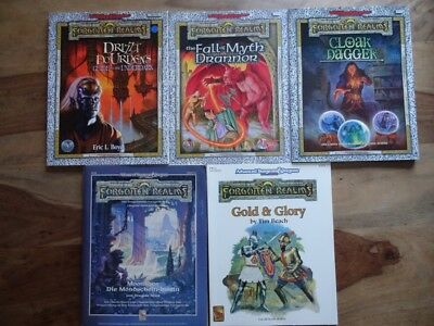 Forgotten Realms - NEW unused Condition (AD&D, TSR)