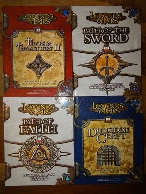 Legends & Lairs -Dif. Modules NEW unused Condition (D&D 3rd Edition, d20 System)
