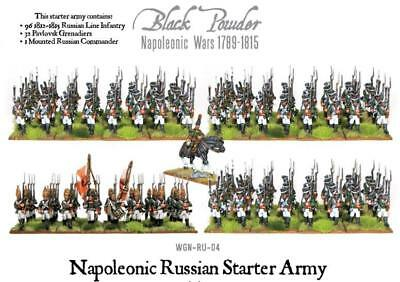 Napoleonic Russian Starter Army (129)