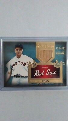 Jimmie Foxx 2011 Topps Tier One Top Shelf Relic Card152/399