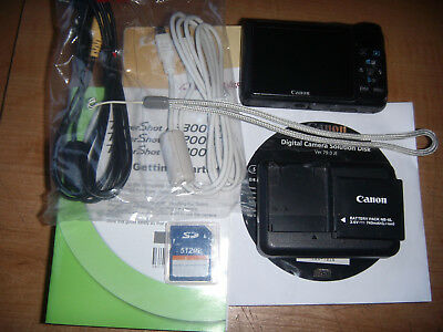 Canon PowerShot A2200 14.1MP Digital Camera WORKS TESTED