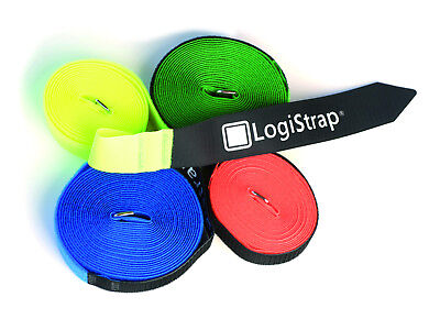 VELCRO® Brand LOGISTRAP® Hook & Loop Pallet Warehouse Adjustable Strap