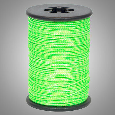 Flo Green BCY 3D Serving Thread .017 120 Yard Jig Spool Bow String