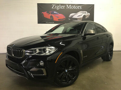 2017 BMW X6 sDrive35i Sport Utility 4-Door