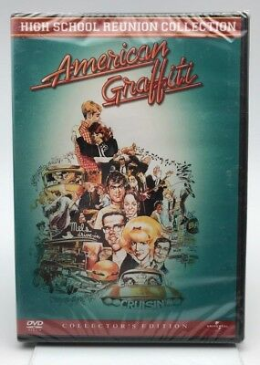 American Graffiti (High School Reunion Collectors Edition) DVD-Sealed! Brand New