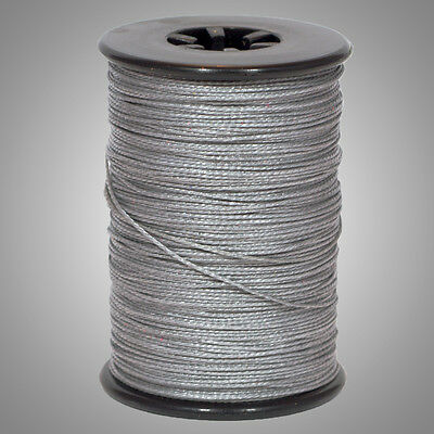 Silver BCY 3D Serving Thread .017 120 Yard Jig Spool Bow String Bowstring