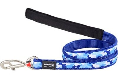 Red Dingo Camouflage Camo Combat Design Harness BLUE for Dog / Puppy   XS - LG