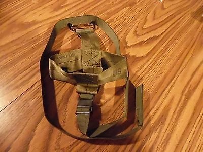 Nos, Us Military Rifle Butt Pocket & Strap Assembly, Nsn:8465-00-782-2779