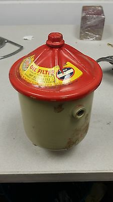 1936 1937 1938 1939 1940 41 Plymouth Dodge Desoto Chrysler Nos Mopar Oil Filter