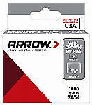 Arrow 1000 pack 1/4 Heay Duty Staple