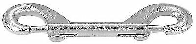 3-3/8, #161, Zinc Plated, Bolt Snap, Double Ended