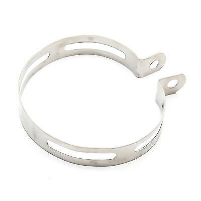 120mm Exhaust Silencer Metal Clamp Bracket Hanger 125cc Chinese Import Scooter