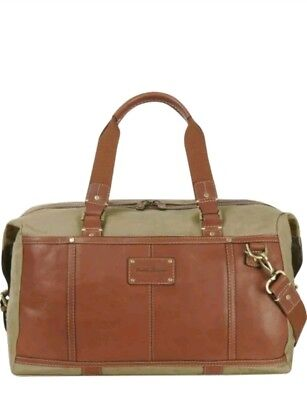 Casual duffle bag,one size,New,Tommy Bahama Luggage to fit all your needs.