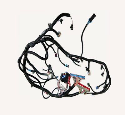 bbc wiring harness best place to find wiring and datasheet resources Building a Wiring Harness new ls1 ls6 5 7l engine standalone wiring harness w4l60e transmission