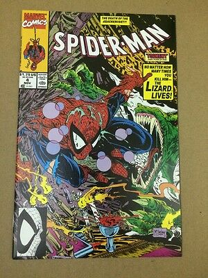 Spider-Man #4 - STUNNER! CLASSIC MCFARLANE ISSUE! KILLER ART! MUST HAVE! SALE!