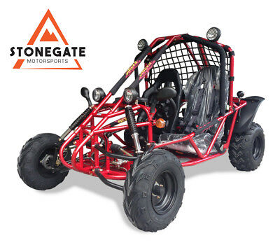 200Cc Off Road Buggy 4 Stroke Auto Cvt Drive Twin Seat Electric Start Disc Brake