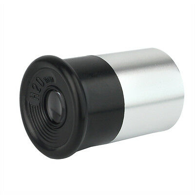 H20mm Economy Telescope Eyepiece+Filter Threads Coated Glasses Plastic Container