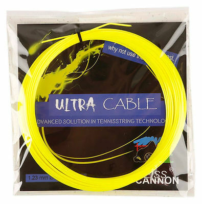 Weiss Cannon - Ultra Cable - 1,23 *originalverpackt* 12m Set -*Spin,Spin,Spin*