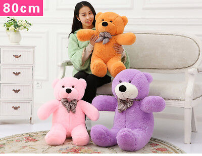 Large bear Teddy Bear Giant Teddy Bear filled Big Soft Plush Toy Kids Xmas Gift