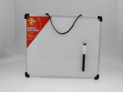 WA Stock Whiteboard With Pen 40cm x 30cm School office home