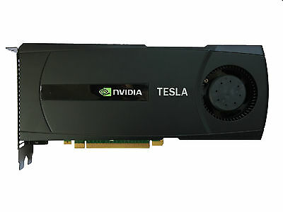 NVIDIA Tesla C2075 6GB GDDR5 High End-Grafikkarte *NEU