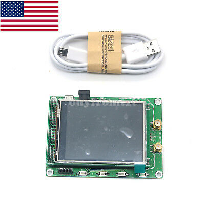 ADF4351 RF Sweep Signal Source Generator Board 35M to 4.4G + STM32 TFT LCD US