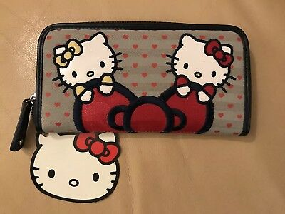 SANRIO HELLO KITTY Best Friends wallet by Loungefly (New) Licensed NWT